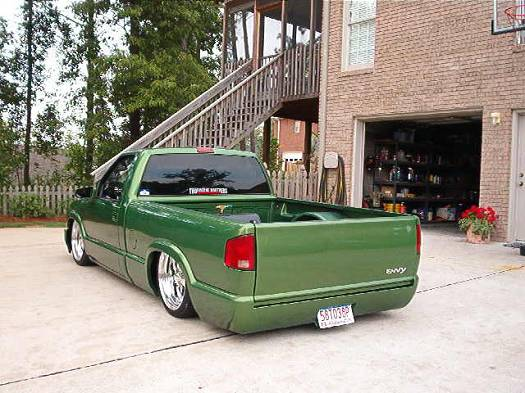 2000 Chevy s10 $6,500 Possible Trade - 100029760   Custom