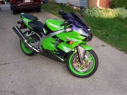 2000 Kawasaki ZX9R | Flickr - Photo Sharing!