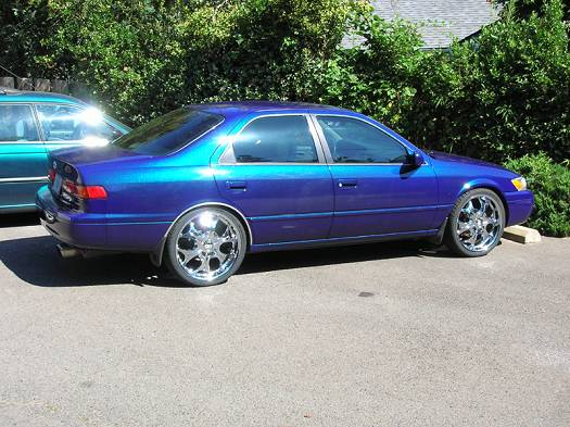 1998 toyota camry 10000  100030250  Custom Show Car