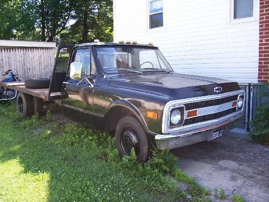 1969 Chevy C30 $0 Or best offer - 100030502 | Custom Full