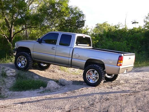 2000 Chevrolet Silverado 15 500 100030645 Custom