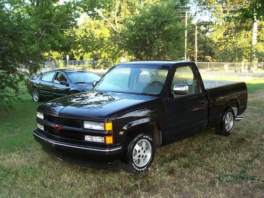 1991 Chevy ck1500 3800  100030908  Custom Full Size Truck