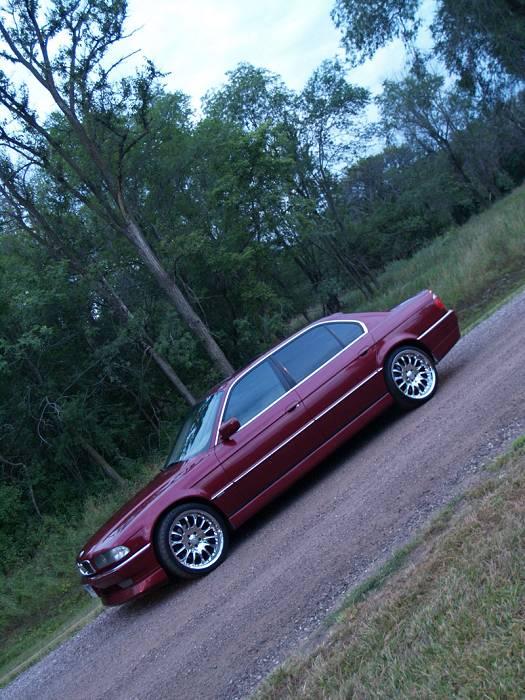 1998 BMW 740il 7800
