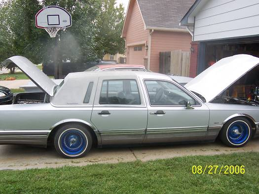 1990+lincoln+town+car+lowrider
