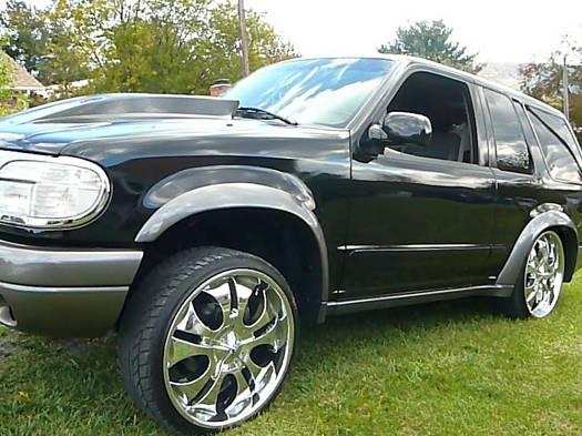 1999 ford explorer sport $13,500 possible trade - 100035981   custom