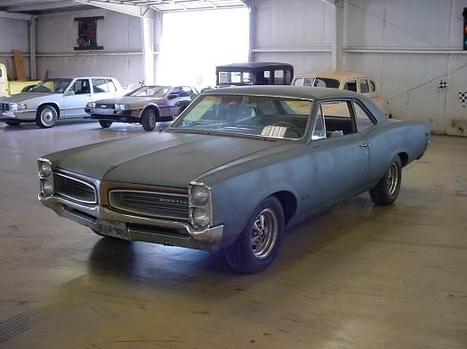 1966 Pontiac Sprint 6 5 000 100037188 Custom Classic Car