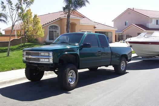 1995 Chevy Silverado 1500 3 000 100040508 Custom Pre
