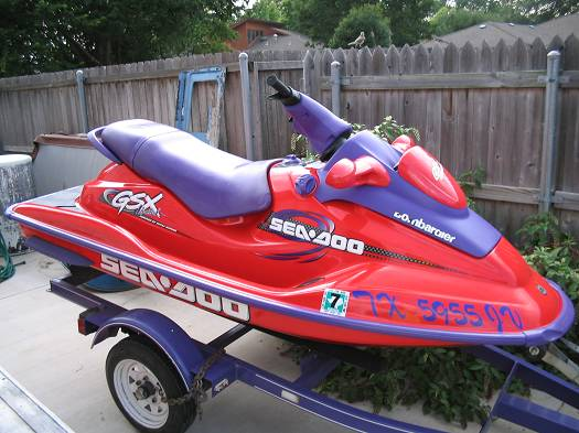 Listing Description Back To Top 1998 Sea Doo GSX Limited