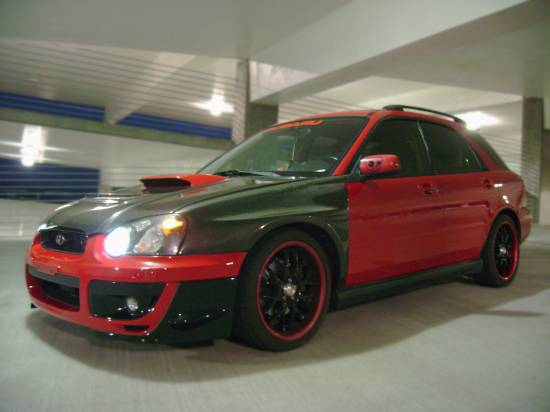 2004 Subaru WRX Sti Impreza Wagon $10,500 Or best offer - 100104544 ...