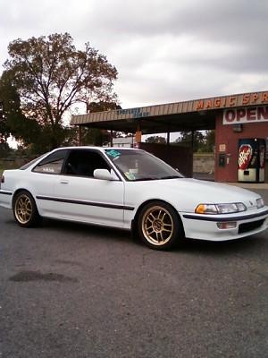 1992 Acura INTEGRA LS DA9 1