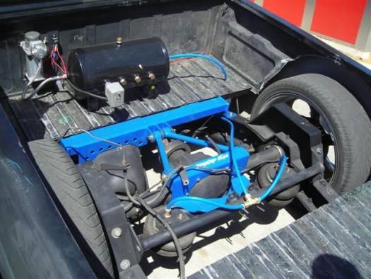 1994 Chevrolet S 10 Airride Setup 750 100060459