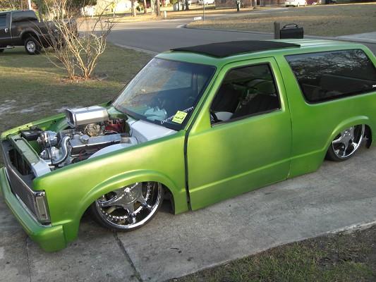 Chevrolet Jacksonville Fl >> 1986 Chevrolet s10 blazer $9,000 Possible Trade - 100259047 | Custom Mini Truck Classifieds ...