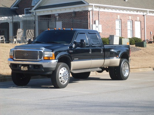 2001 Ford F350 Dually $22000