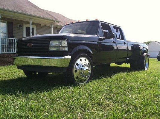 24 S On A Small Lift Pic Request Ford Powerstroke