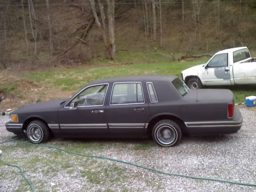 1991 Lincoln Town Car 3 500 Possible Trade 100083150 Custom Low