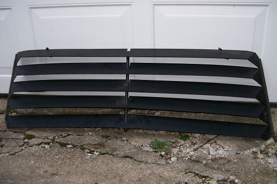 Mystery rear car window louvers 100 or best offer for 1970 mustang rear window louvers