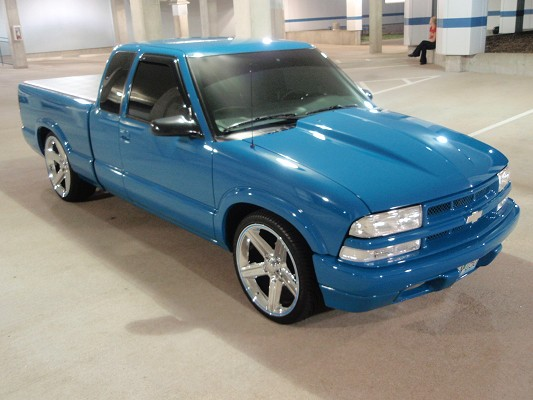 2003 Chevrolet S10 6 000 Possible Trade 100526230