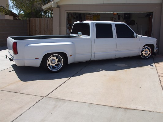 Alfa img - Showing > 1998 Chevy Dually Lowered