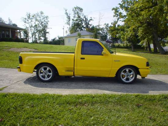 1995 Ford Ranger Splash 347 Stroker 10 000 100119599