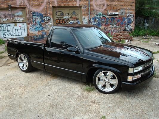1990 Chevrolet 454ss 12 000 100016406 Custom Show Truck