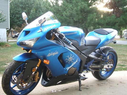 2006 Kawasaki Zx6r 636 6000 Or Best Offer 100170457 Custom