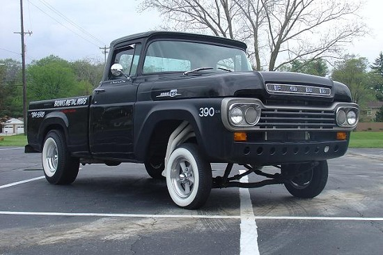 1959 Ford F100 12 500 Possible Trade 100173729 Custom