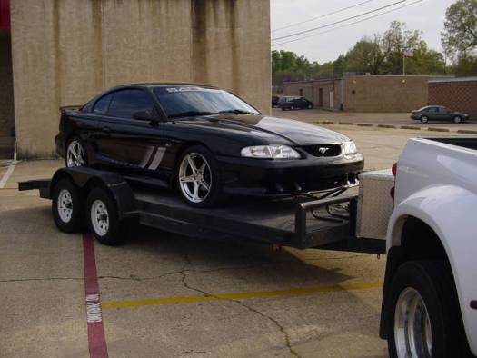 1994 Ford Supercharged Mustang Saleen Clone 12 000