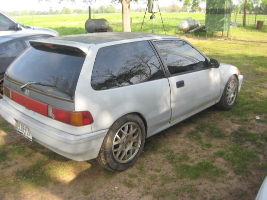 1988 Honda Civic Hatchback $1,500 Possible Trade   100163059 | Custom  Import Classifieds | Import Sales
