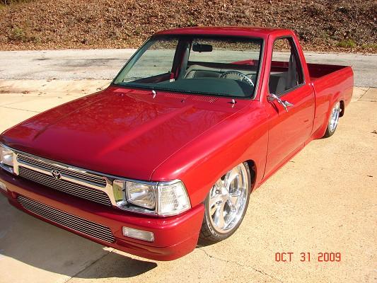 1993 toyota pickup 5 500 firm 100104613 custom mini - 1993 toyota pickup interior parts ...