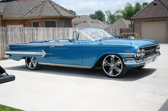 Chevrolet Impala Convertible Possible Trade