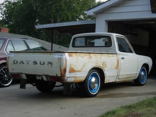 1972 Datsun 620 1 800 Or Best Offer 100061750 Custom Mini Truck