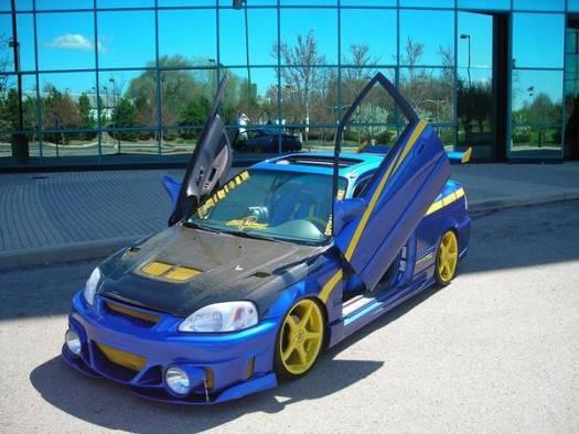 2000 Honda Civic SI $18,000 Possible Trade   100074167 | Custom Show Car  Classifieds | Show Car Sales