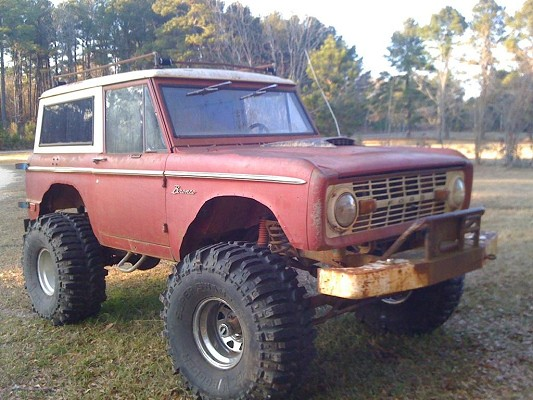 1969 Ford Bronco 6000 Possible Trade