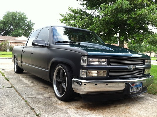 95 Chevy Silverado Transmission