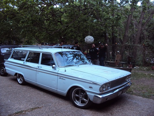1963 Ford Fairlane Ranch Wagon $8,500 Possible trade