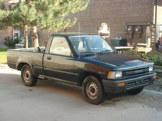 1990 Toyota Truck Interior Parts
