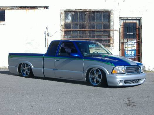 1999 Chevrolet s10 envoy frontend s10 $15,000 Possible Trade
