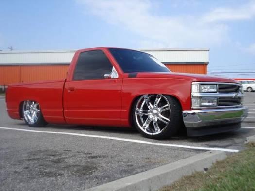 1998 Chevy Silverado 6 000 Firm 100071215 Custom Full
