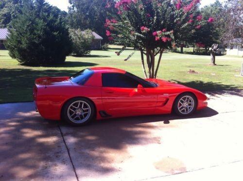 2003 Chevrolet Corvette Z06 30 000 Firm 100428555