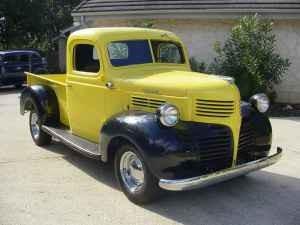 1945 Dodge pickup truck by RoadTripDog on DeviantArt