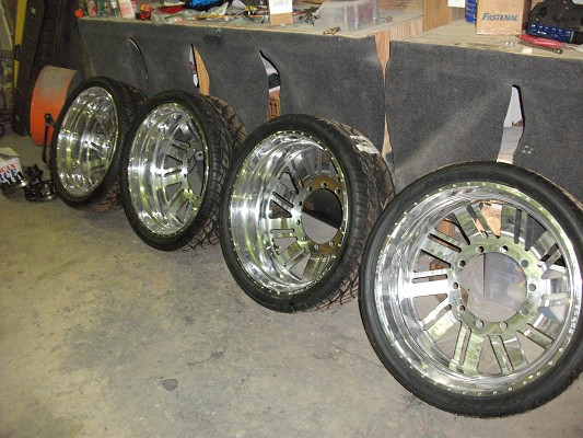 26 Inch American Force Dually Wheels 9 950 Or Best Offer 100396824 Custom 26 Wheel Classifieds 26 Wheel Sales