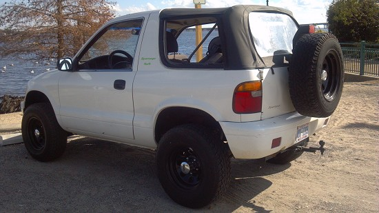 2000 Kia Llfted Sportage Convertible 3 976 Possible Trade 100436336 Custom Off Road Clifieds S