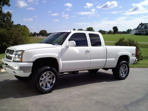 2003 Chevrolet Silverado 1500 Z71 $16,000 - 100219371 | Custom ...