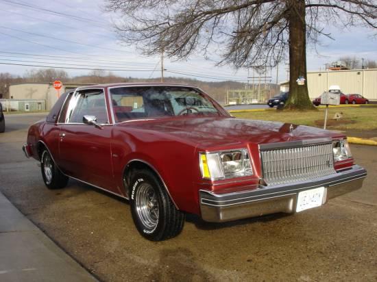 1979 buick regal 6 500 possible trade 100153195. Black Bedroom Furniture Sets. Home Design Ideas