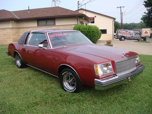 1979 buick regal 4 995 100204507 custom classic car. Black Bedroom Furniture Sets. Home Design Ideas