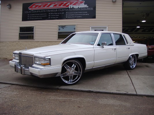 1992 Cadillac Fleetwood Brougham $7,000 Possible trade - 100318709