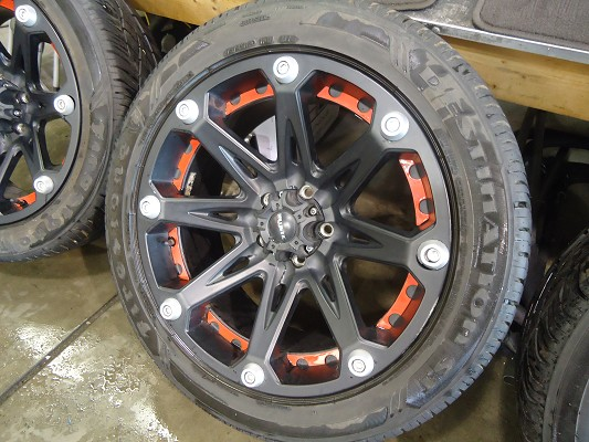 Jeep Wrangler Rims And Tire Packages >> 20x9 Ballistic Jester ((07-NEWER WRANGLER 5 LUG)) $1,200 ...