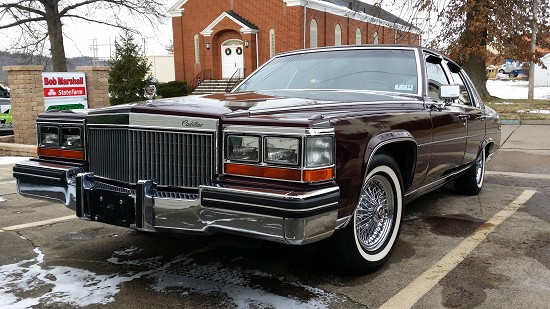 1980 cadillac fleetwood brougham delegance 8 500 or best offer 100631288 custom classic car. Black Bedroom Furniture Sets. Home Design Ideas