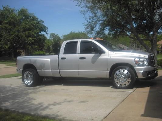 22 Alcoa Big Rig Dually Wheels And Tires 3 800