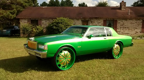 Tupelo Chevrolet Accessories >> 1982 Chevrolet CAPRICE on 30s $6,500 - 100686783 | Custom Donk Classifieds | Donk Sales